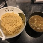 江戸前煮干中華そば きみはん - 【つけめん…840円】♫2018/5