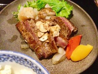 泉坂 - 飛騨牛サーロインステーキ3,880円