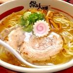 総大醤 - 「天然塩ラーメン」(700円)。