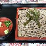 麺勝 - 料理写真:ざるそば=524円