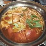 まんたろー - 鍋(2018.5.5)