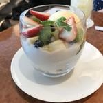 カフェ・ド・サリュー -