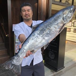 漁師直送の鮮魚でおもてなし