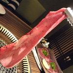 福牛 - ☆長~いタンのしゃぶしゃぶ~☆