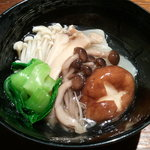 えんざ - カブと野菜の煮物