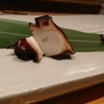 鮨 あずま - タコ…柔らかくておいち♡タコの味濃くて好き♡