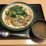 みかど - ちゃんぽん(650円)