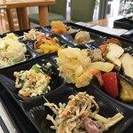 農家食堂 菜々惣 - 料理写真:JA系のランチバイキング(2018.06現在)