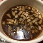 らぁ麺 くろき - つけ汁