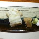 87403915 - 鰻の白焼き
