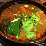 87404390 - 野菜スープカレー