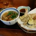 Tempurayasuda - うどん定食