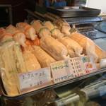 青谷ベーカリー - 各種ロールパン