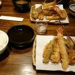 串天ぷら 段々屋 -