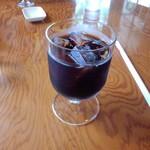 手風琴 - アイスコーヒー