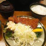 とんかつとん亭 - 料理写真:とんかつ定食