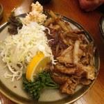 とんかつとん亭 - 焼肉定食