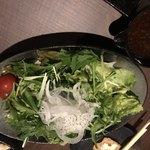 肉酒場 夕焼けハイボール - サラダ