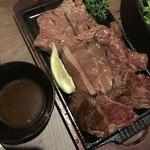 肉酒場 夕焼けハイボール - 肉盛り300g