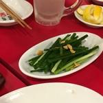 餃子バル 餃子家 龍 - やみつき葱