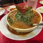 餃子バル 餃子家 龍 - マーラー坦々麺