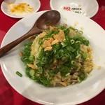 餃子バル 餃子家 龍 - 焼豚チャーハン