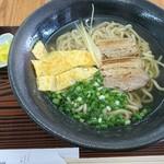 麺家 にらい - 沖縄そば500