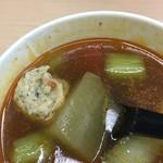スープストックトーキョー - トマトと冬瓜の火鍋スープ
