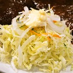 ニューとん助 - サラダ