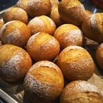 ラ メゾン フィニステール - 料理写真:自家製パン