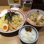 87416233 - ★東京豚骨つけ麺(大盛無料・780円)★