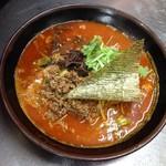 """食""""留麺 - デス地獄ラーメン"""