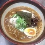 """食""""留麺 - 味噌ラーメン"""