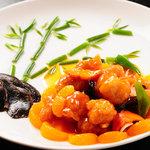 中国料理 シルクロード - 酢豚