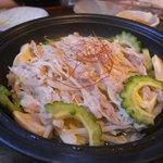 菜酒家FU-KU - 皮付三枚肉と野菜のタジン鍋[750円]