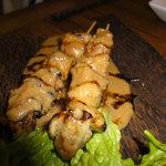 cafe Bali Campur - サテ