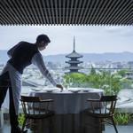 レストランひらまつ 高台寺 - 内観写真: