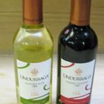 ワイン(ハーフボトル)赤・白