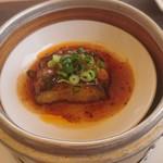 星期菜ヌードル&シノワ - 茄子肉味噌