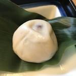 ひさご寿し - 麩饅頭