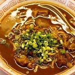 麺's屋台 撫順 - カレーラーメン