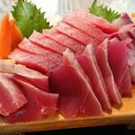 かわなみ鮨 - 鰹、鮪、寛八、青柳