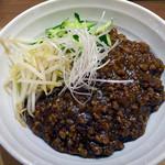 京華小吃 - ジャージャン麺