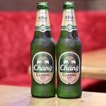 タイ料理レストラン バンチャン - チャーンビール