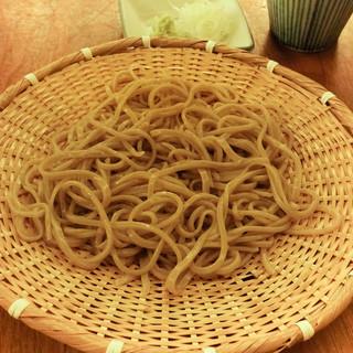 蕎麦 たじま - 料理写真:せいろ