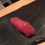 鮨 くらみ - 料理写真:中トロ