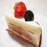 Patisserie Plaisir - ショートケーキ
