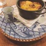 ブリコラージュ ブレッド アンド カンパニー ダイニング・カフェ - 和皿が素敵