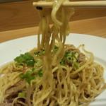 東京焼きそば - 麺