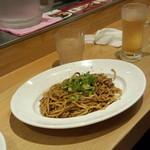 東京焼きそば - ソース焼きそば(680円)